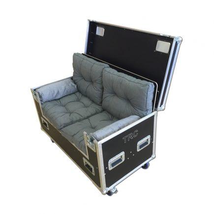 11 Caseflex 2-Sitzer seitlich